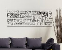 Inspirational Wall Art - Inspirational Quote - Wall Quote ...