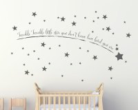 Shooting Star Wall Art - Wall Art Stickers - Wall Art ...
