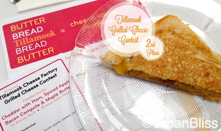 Tillamook Grilled Cheese Contest