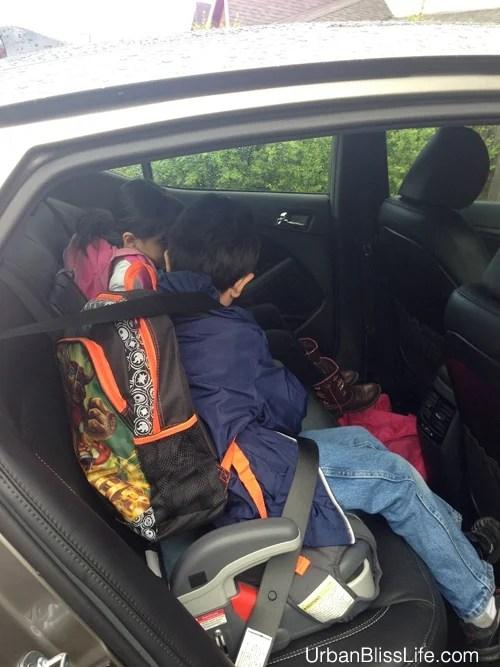 Kia Optima SX Car Review