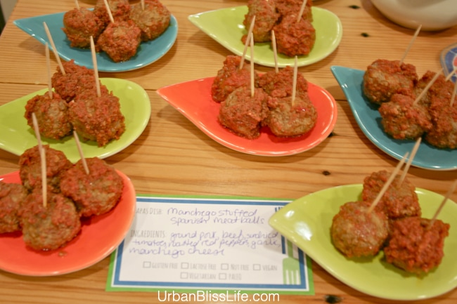 Manchego Stuffed Spanish Meatballs 04