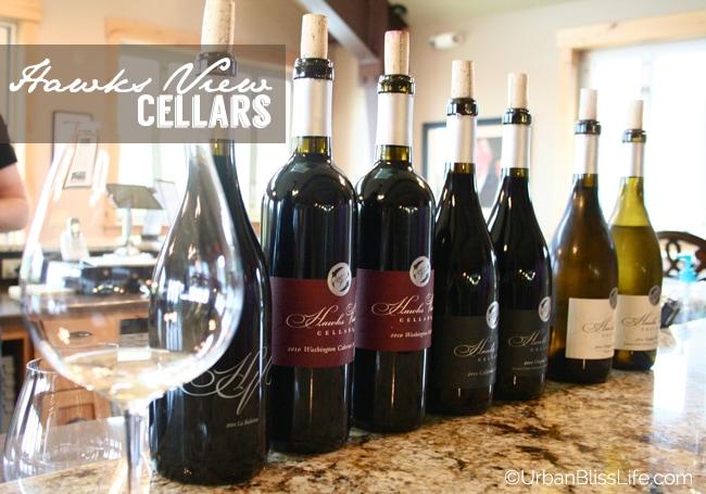 HawksViewCellars - wine