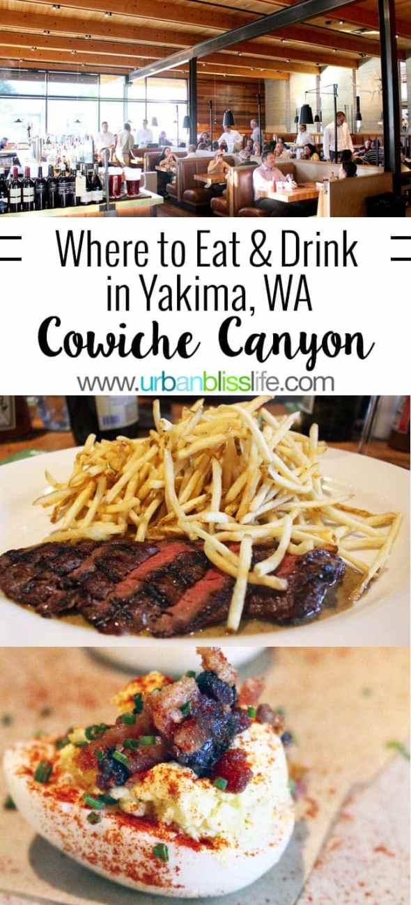 Travel + Food Bliss: Where to Eat in Yakima, Washington: Cowiche Canyon