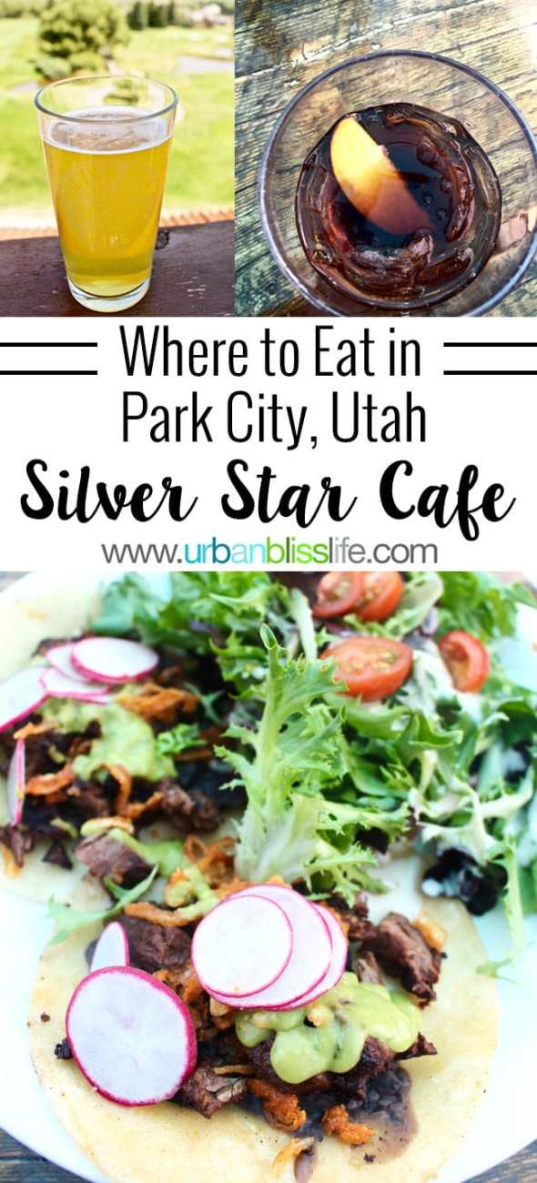 Travel Bliss: Silver Star Cafe in Park City, Utah