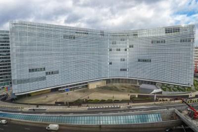 Berlaymont Building, European Commission, Brussels, Belgium « URBAN CAPTURE | Travel & Photography