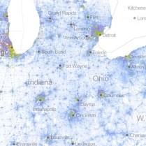 Cincinnati Racial Dot Map_Regional