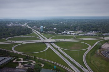 SR 32 Interchange Rendering