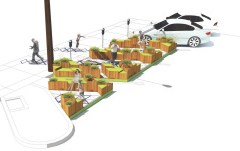 Hopscotch Garden Parklet at Braxton Brewing [Provided]
