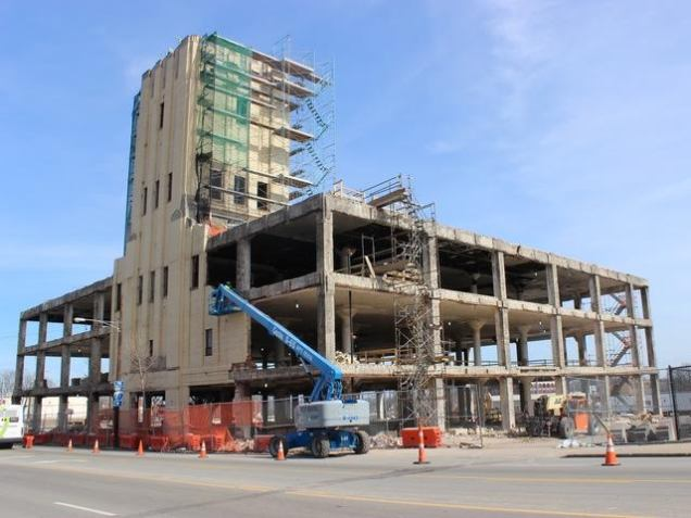 Sears Building Renovation [Travis Estell]