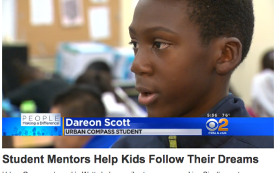 Urban Compass featured on CBS 2 and KCAL 9!