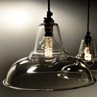 Glass Pendant Light Shades