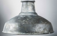 Factorylux Galvanised Light Shade | Industrial Lamp Shades ...
