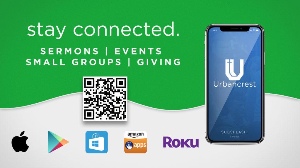 Urbancrest App Mockup - Slide - 1 Urbancrest Lebanon, OH