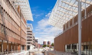 L&#039;Astrup Fearnley Museet  Oslo, ralis par Renzo Piano, a t inaugur fin septembre.