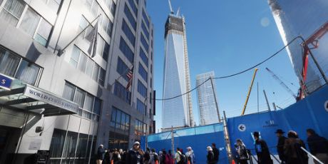 WTC 460x230 Lantenne du futur World Trade Center retenue au Québec