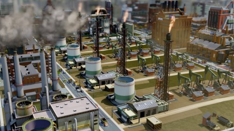 Sim CIty Industrie 460x258 Urbaniste vs SimCity