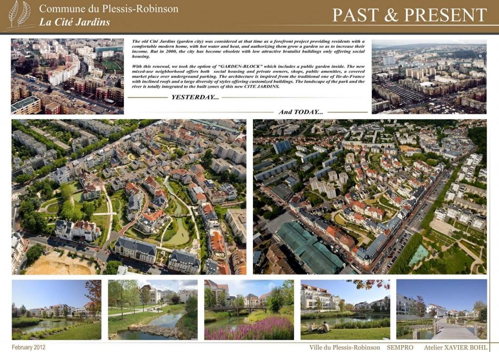 La ville du plessis robinson laur ate du grand prix europ en de l 39 urbanis - Piscine du hameau plessis robinson ...
