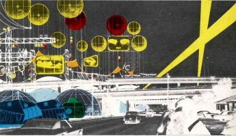 Instant City, par Archigram