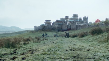 Winterfell Exterior 460x258 Le monde de Game of Thrones