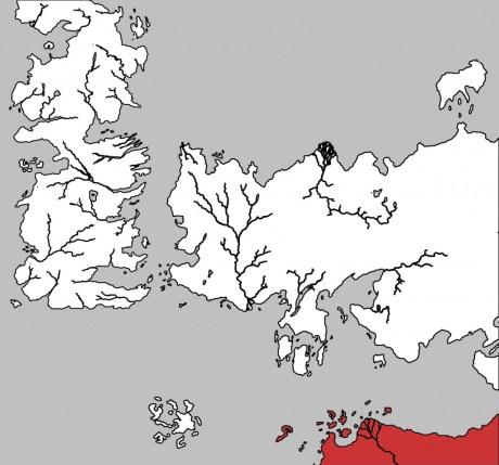 Le continent de Sothoros