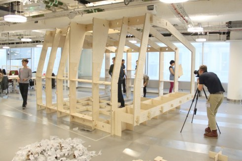 WikiHouse ou la démocratisation de la production architecturale