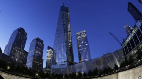 New York : la renaissance du World Trade Center