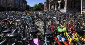 Trop de vélos