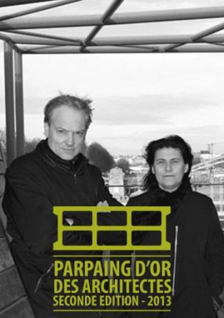 Jakob + MacFarlane pour la Cité de la Mode et du Design à Paris XIIIème
