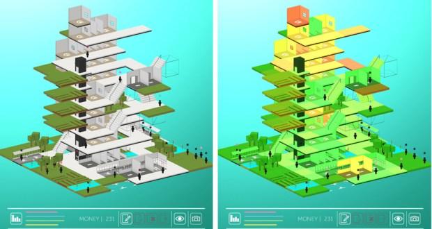 Block : un jeu-vidéo au service du métabolisme urbain