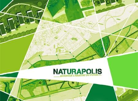 Affiche du concours Naturapolis. Crédit : Agrocampus