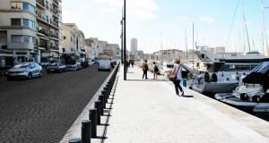 Réaménagement du Quai Rive Neuve - Marseille