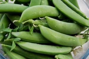 pickled snow peas
