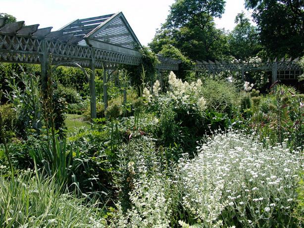 Bridge Tunnel And Hidden Urban Gardens Urban Gardens