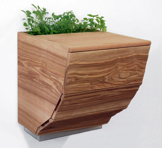 Jardins jardin beautiful wood combination vermicomposter for Le jardin quoi planter