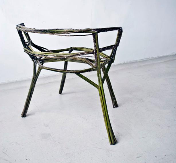 Chair Farm: Plant Yourself a Chair - Urban Gardens