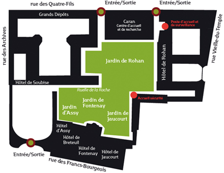 jardins-archives-nationales-paris-plan