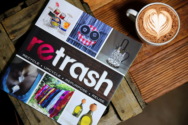Retrash-Book-about-recycling-upcycling-repurposing-trash-into-new-products