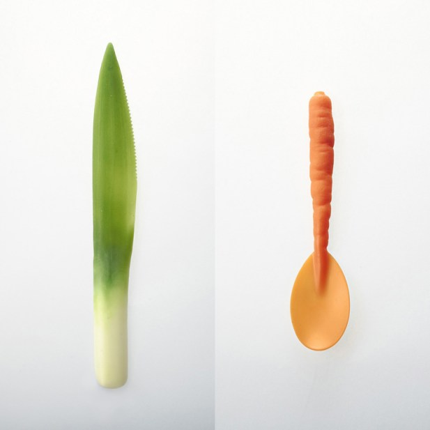 veggie-shaped-tableware-biodegradable-utensils-made-of-vegetable-polymer