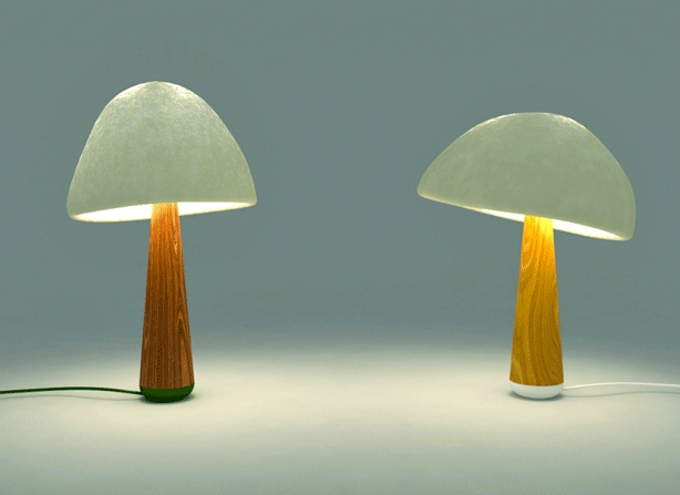 DIY Projects Made From Mushrooms