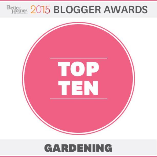 top 10 blogger-awards-categories_top-ten_gardening