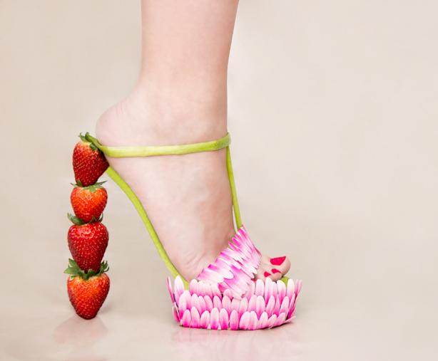 pantoufle-vert-strawberries-urbangardensweb