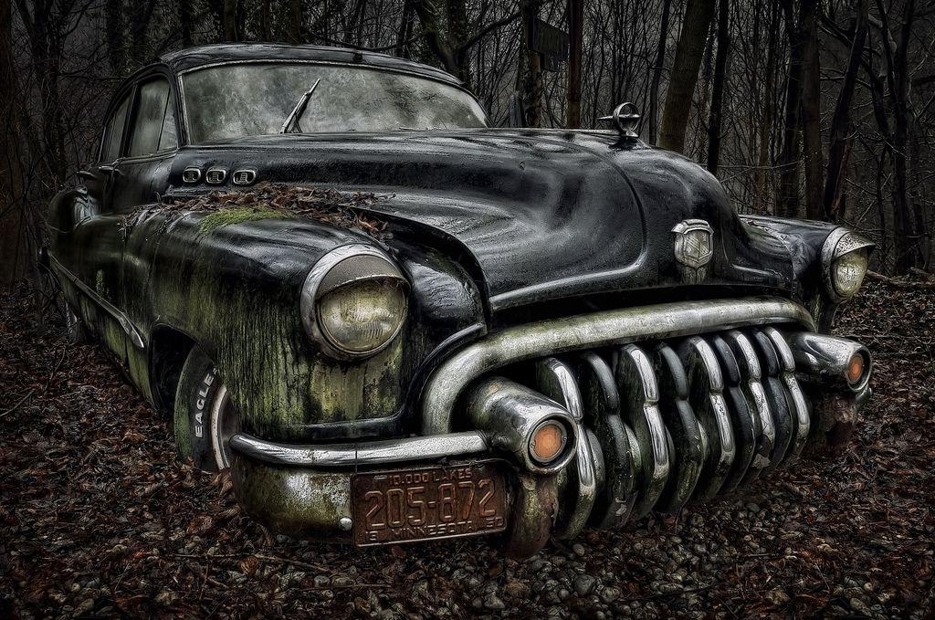 Gravity Falls Wallpaper Hd 6 Haunting Photographs Of Abandoned Vintage Cars Lying In