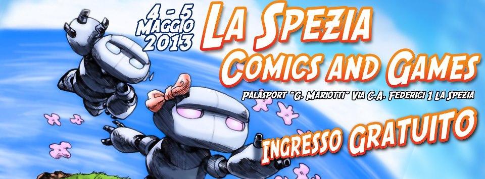 La Spezia Comics and Games