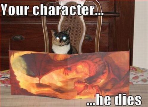 Game Master Cat