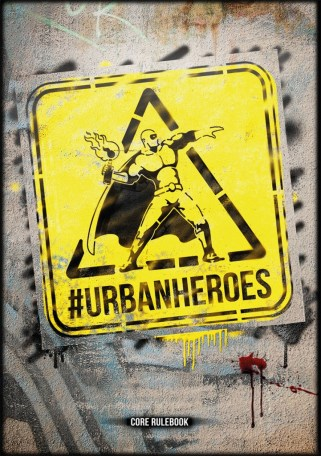 #UrbanHeroes' cover