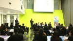 The Urban Synergy 'Top Tips to the Top' Role Model Seminar was held at Evelyn Grace Academy in Brixton on Tuesday 23 March.