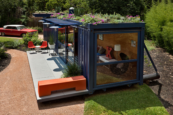 Shipping Container Homes Simple Is The New Awesome Urbasm
