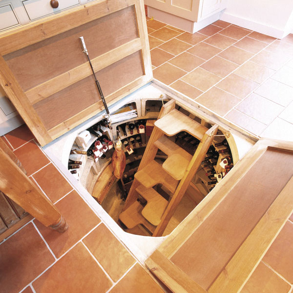 Awesome Wine Cellars For Small Spaces Urbasm