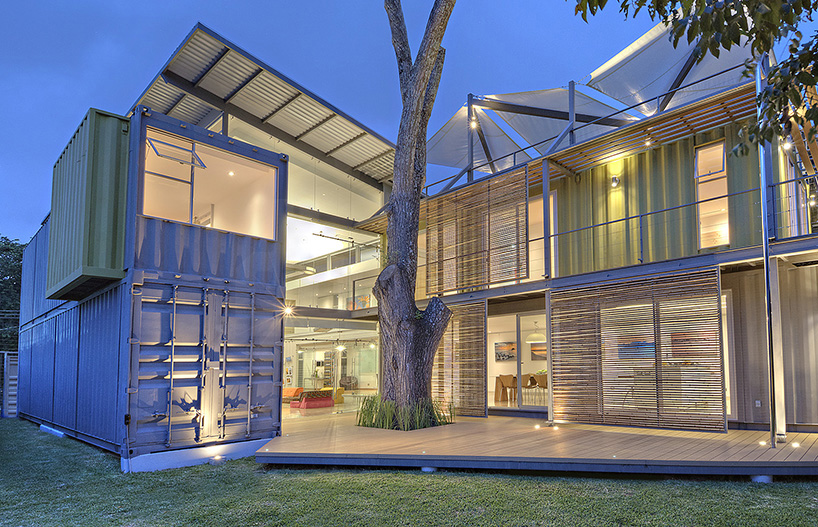 When Shipping Container Homes Become Mansions Urbasm