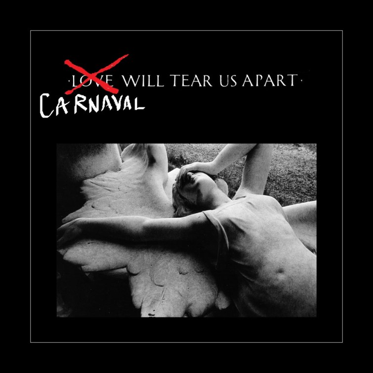 carnaval will tear us apart URBe